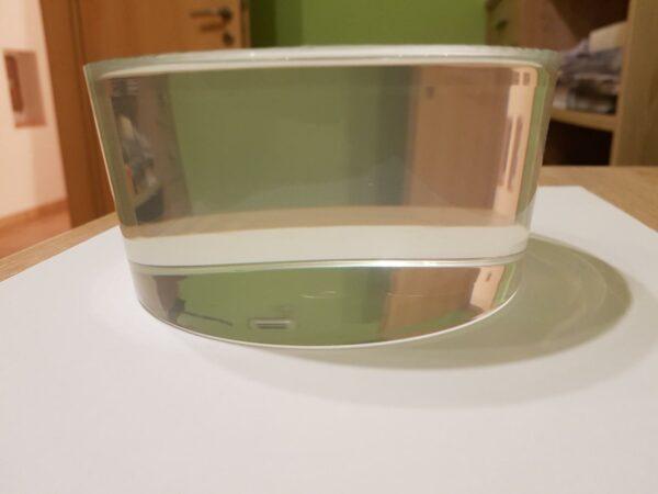 Transparent epoxy