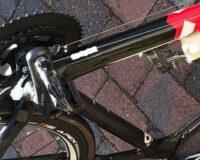 Carbon fiber (kulfiber) reparation