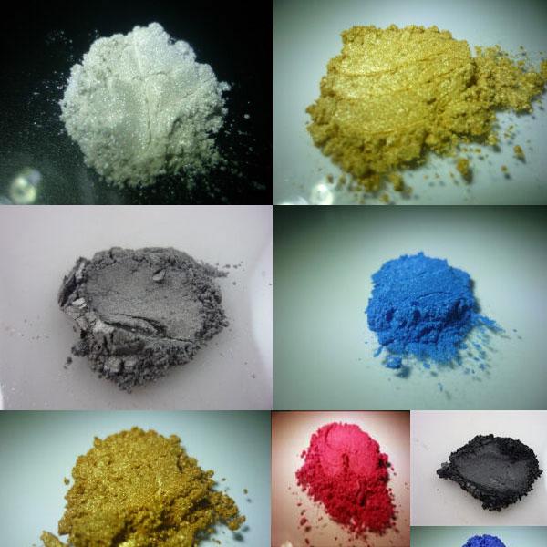 Pigment til epoxy